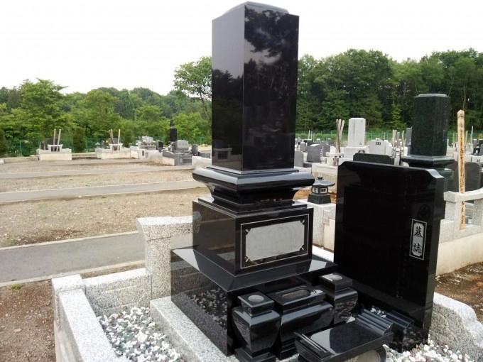 和型墓石 高級スリン型 [YKD]