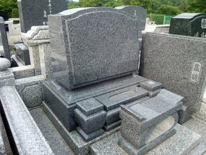 洋型墓石 [G654平和]
